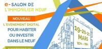 Salon digital de l'immobilier et de l'investissement du 19 au 21 mars 2021 -